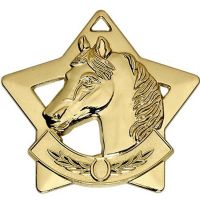 Mini Star Horse Medal</br>AM731G